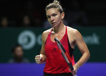 """Simona Halep a revenit în ţară. """"Nu a fost decât un meci de tenis"""""""
