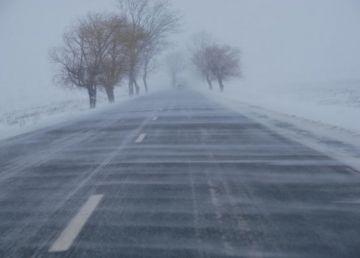Vreme rece în toată țara. Viscolul va afecta sud-estul României