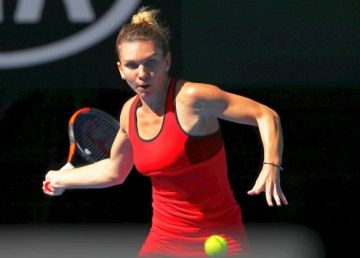 """UPDATE: Simona Halep va juca finala de la Australian Open. """"Tremur acum, sunt foarte emoţionată"""""""