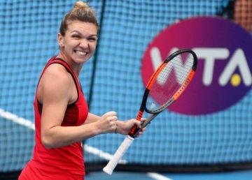 Simona Halep are șanse mari să câştige Australian Open