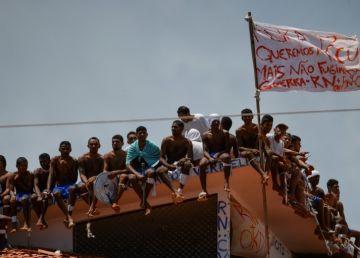 """Criza penitenciarelor paralizează Brazilia. """"Statul a pierdut controlul în închisori în faţa crimei organizate"""""""