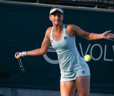 Irina Begu, eliminată încă din primul tur