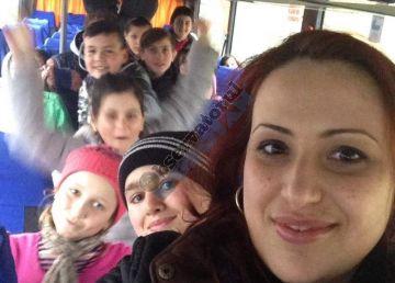 Sora jandarmului care a lovit protestatarii, condamnată penal