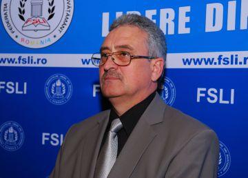 """Preşedintele FSLI: """"Sunt probleme cu plata salariilor profesorilor la şcolile unde s-a depăşit costul standard"""""""