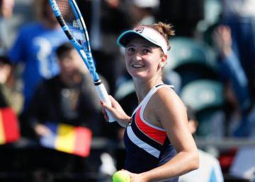 Irina Begu s-a calificat în sferturi la Shenzen