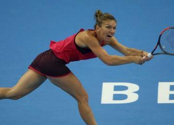 Halep, pentru prima dată în semifinale la Australian Open