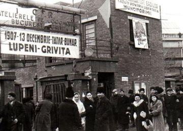 85 de ani de la declanşarea grevei istorice din cadrul Atelierelor CFR Griviţa (I)