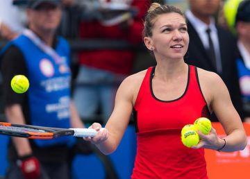 Simona Halep reintră în arenă