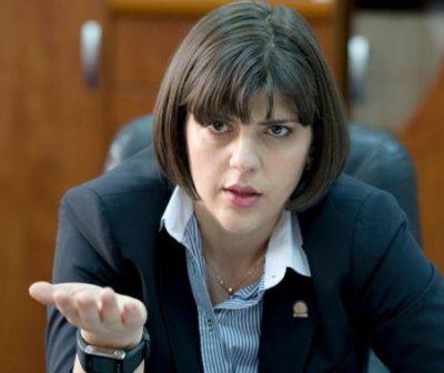 Laura Codruţa Kovesi, acuzată de abateri disciplinare