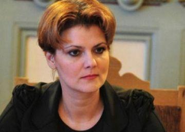 Lia Olguța Vasilescu anunță majorări de pensii și salarii în 2018
