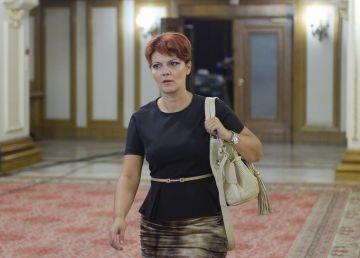 LIVE TEXT: Lia Olguţa Vasilescu explică scăderea salariilor