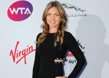 Preşedintele Federaţiei Române de Tenis merge pe mâna Simonei la Roland Garros
