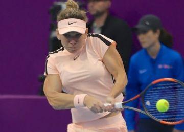 Simona Halep, în sferturi la turneul de la Doha