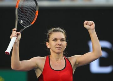 Simona Halep s-a calificat cu emoții în turul al treilea la Miami