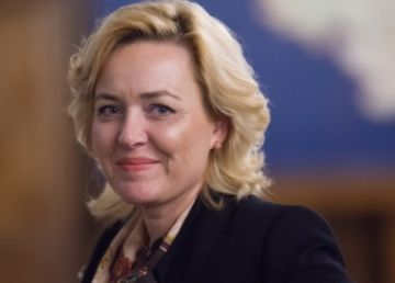 """Carmen Dan: """"Șapte județe din sudul României sunt afectate de viscol"""""""