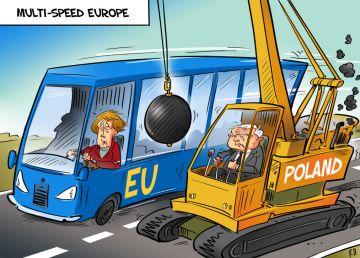 Butoiul de nehotărâre al Europei
