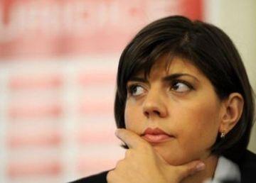 """UPDATE. Laura Codruţa Kovesi, votată Procuror şef european. Dacian Cioloş: """"O felicit, este meritul ei că a ajuns aici"""""""