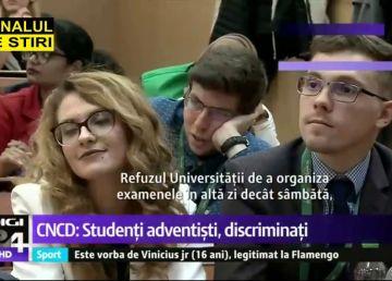 Scandal la Universitatea de Medicină din Iaşi. Studenţii cultului adventist, discriminaţi