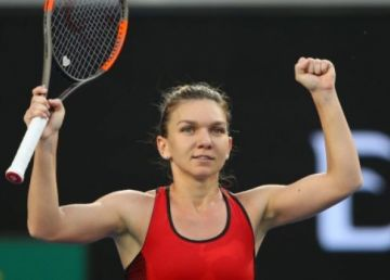 Kvitova o readuce pe Halep în fruntea clasamentului WTA