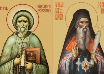 Noi sfinți în calendar. Iosif cel Milostiv și Gheorghe Pelerinul, canonizați de Buna Vestire