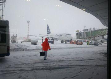 Întârzieri la decolări pe Aeroportul Otopeni