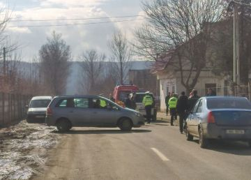 UPDATE: Tânărul împușcat în cap de un polițist din Vaslui a murit
