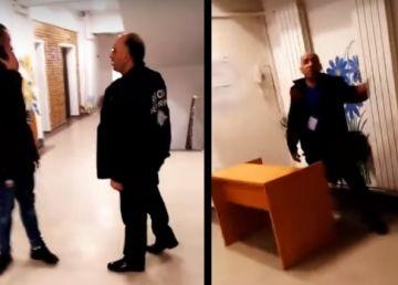 Scandal la Spitalul Municipal din Câmpina. Un vizitator, bătut de agentul de pază