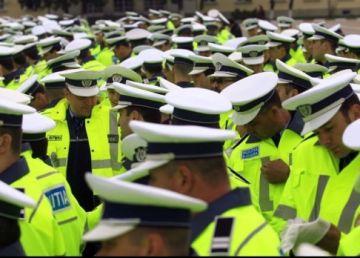 """9.000 de polițiști la mitingul din 24 martie. Coarnă: """"Din păcate, nu am intrat pe grila din 2022"""""""