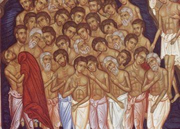 Preotul Eugen Tănăsescu explică semnificaţia sacrificiului celor 40 de Sfinţi Mucenici