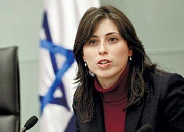 """Tzipi Hotovely: """"Ierusalim este capitala Israelului"""""""
