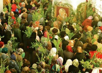 Tradiții și obiceiuri în Sfânta Duminică a Floriilor
