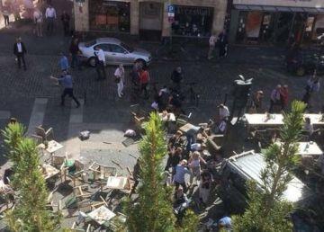 UPDATE. Atac în Germania. 2 morți și 20 de răniți