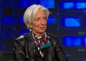 Şefa FMI anunţă nori negri deasupra economiei mondiale