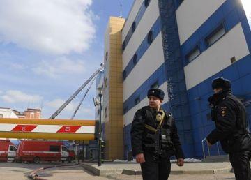 Incendiu la un mall din Federaţia Rusă. 600 de persoane evacuate