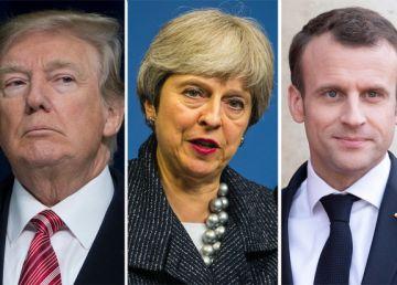 """Trump le-a mulțumit aliaților pentru """"lovitura perfect executată"""" asupra Siriei"""