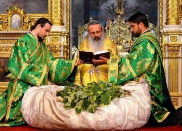 Tradiții și obiceiuri în Sfânta Sărbătoare a Rusaliilor
