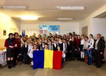 Cărți pentru cele opt școli cu predare în limba română din Transnistria
