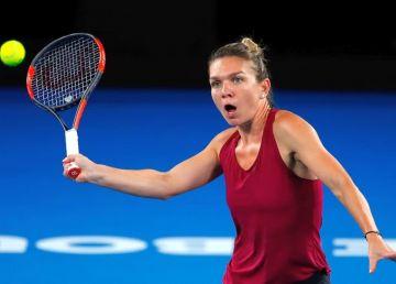 Simona Halep a învins-o pe Ekaterina Makarova în primul tur la Madrid