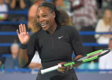 Serena Williams vine puternic din urmă