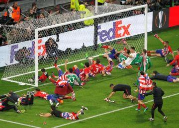 Atletico Madrid a câștigat pentru a treia oară trofeul Europa League