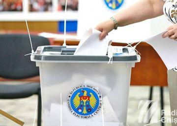 UPDATE: Alegeri locale la Chișinău și Bălți. Andrei Năstase și Ion Ceban, în turul doi