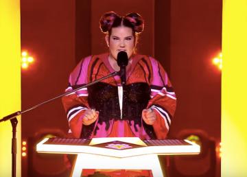 Netta din Israel a câștigat trofeul Eurovision 2018