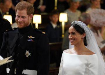 Nunta regală. Meghan Markle poartă o rochie de mireasă semnată Givenchy