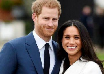 FOTO. Prințul Harry și fosta actriță americană Meghan Markle s-au căsătorit