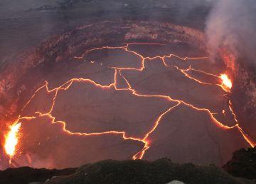 Ce se întâmplă după erupția unui vulcan