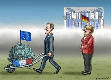 Merkel și Macron aruncă un nou măr al discordiei pe masa membrilor UE