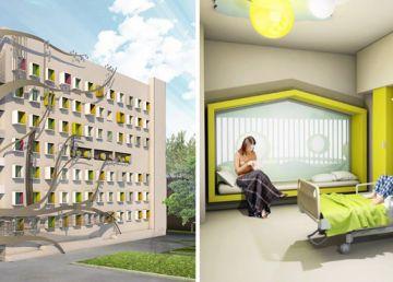 O companie donează un milion de euro pentru primul spital de oncologie pediatrică din România