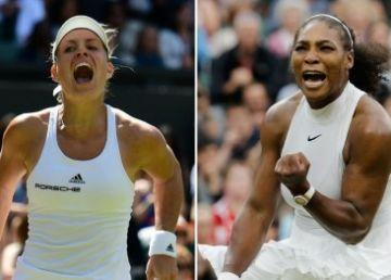 Super meci în finala feminină de la Wimbledon. Angelique Kerber a câștigat trofeul