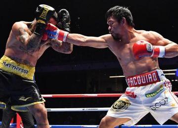 Pacquiao uimește din nou la aproape 40 de ani. A redevenit campion mondial la versiunea WBA