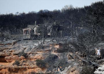 Catastrofa din Grecia în imagini